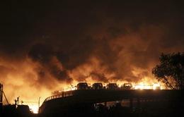 Vụ nổ ở Thiên Tân: Hàm lượng độc tố vẫn trong giới hạn cho phép