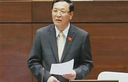 Trả lời chất vấn của Bộ trưởng Bộ GD&ĐT đã thể hiện tinh thần trách nhiệm