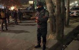 Taliban nhận trách nhiệm vụ tấn công tại thủ đô Kabul, Afghanistan