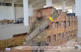 Lực lượng do Mỹ huấn luyện tại Syria nộp vũ khí cho al-Qaeda