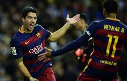 Tam tấu Neymar-Suarez-Iniesta 'nghiền nát' Real Madrid với tỷ số 4-0
