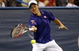 Kei Nishikori hẹn David Ferer ở chung kết Acapulco