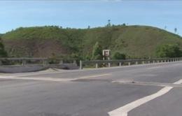 Khắc phục hằn lún vệt bánh xe trên Quốc lộ 1A