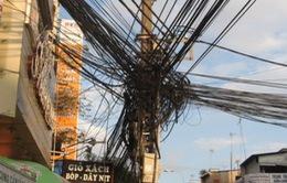 TP.HCM: Ngầm hóa lưới điện 17 tuyến đường trước đại lễ 30/4