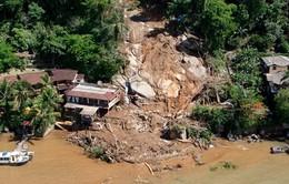 Điện Biên: Lũ ống gây thiệt hại lớn về tài sản