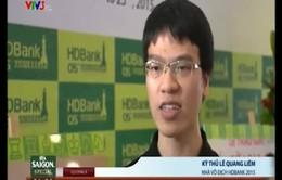 Lê Quang Liêm vô địch Giải cờ vua HDBank 2015
