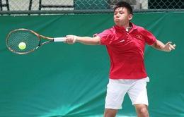 Lý Hoàng Nam ra quân thuận lợi tại Asian Closed Junior Championship