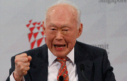 Ông Lý Quang Diệu và bài học về sự tự lực, trọng dụng nhân tài