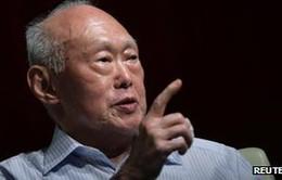 Người dân Singapore bày tỏ lòng kính trọng tới ông Lý Quang Diệu