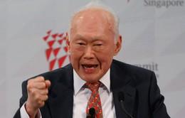 Cố Thủ tướng Lý Quang Diệu – Người thay đổi văn hóa Singapore