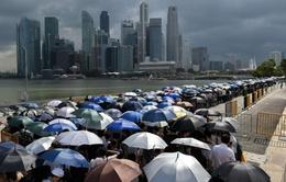 Người dân Singapore tưởng nhớ cố Thủ tướng Lý Quang Diệu
