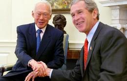 Các nhà lãnh đạo thế giới ngợi khen tài năng cố Thủ tướng Lý Quang Diệu