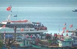 Quảng Ngãi: Đảo Lý Sơn thiếu cảng du lịch