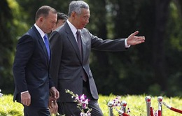 Singapore và Australia trở thành đối tác chiến lược toàn diện