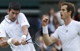 Miami Open 2015: Andy Murray đối đầu Novak Djokovic tại chung kết