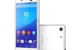 """Xperia M5: Smartphone chống nước cấu hình """"khủng"""""""