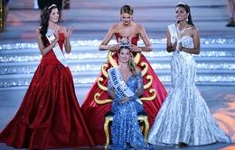 Khoảnh khắc khó quên trong đêm CK Hoa hậu Thế giới 2015