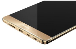So sánh kích cỡ Huawei Mate 8 và các đối thủ