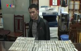 Hòa Bình: Triệt phá đường dây ma túy lớn, thu giữ 103 bánh heroin