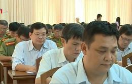 Khánh Hòa: Nhiều giải pháp kiềm chế tội phạm ma túy