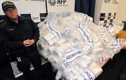 Australia chống nạn sử dụng ma túy đá