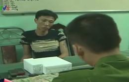 Nam Định: Bắt đối tượng có lệnh truy nã đặc biệt cùng số ma túy lớn