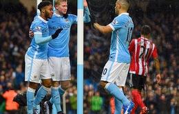 Man City – gã láng giềng ồn ào đã ngang tầm Man Utd