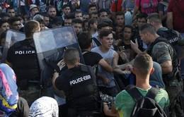 EC đề xuất kiểm soát biên giới châu Âu