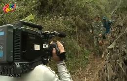 Mạch ngầm vùng biên ải - Phim hình sự sẽ lên sóng VTV năm 2015