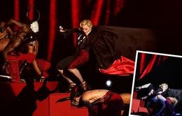 Madonna sợ các chương trình trực tiếp