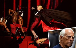 NTK Giorgio Armani: Madonna rất cố chấp
