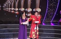 Hoài Linh hạnh phúc với giải Mai vàng thứ 10