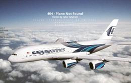 Website Malaysia Airlines bị tin tặc tấn công