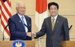 Nhật Bản – Malaysia nâng cấp quan hệ đối tác chiến lược
