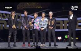 MAMA 2015: Big Bang, EXO - Kẻ tám lạng, người nửa cân