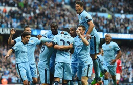 Hoàn tất hợp đồng mời Man City sang Việt Nam đấu giao hữu