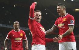 Rooney là chìa khóa để Man Utd đánh bại Arsenal