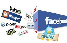 Mạng xã hội thống lĩnh thị trường quảng cáo trực tuyến