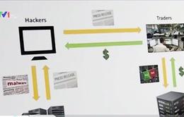 Mỹ: Bắt giữ đường dây xâm phạm an ninh mạng