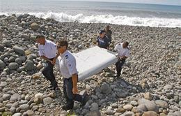 Pháp thiếu dữ liệu xác nhận mảnh vỡ thuộc về MH370