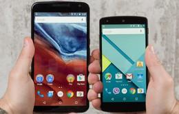 Màn hình smartphone 5,5 inch có quá rộng?
