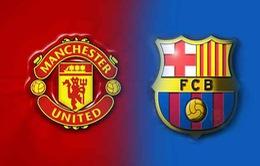 Chờ đợi đại chiến Barcelona – Man Utd vào tháng 7/2015