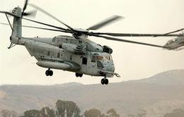 Trực thăng quân sự Mỹ rơi, 11 línhmất tích
