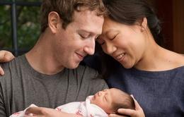 Ông chủ Facebook chào đón con gái đầu lòng, cam kết thay đổi thế giới