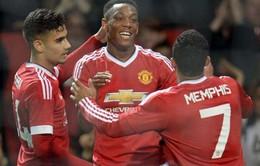 Martial mơ cùng Man Utd vô địch Ngoại hạng Anh, Champions League