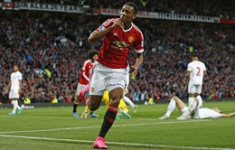 Đội hình siêu sao derby Manchester: Aguero nhường chỗ Martial