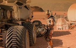 The Martian thu tiền 'khủng' ở Trung Quốc