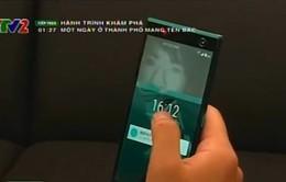 Smartphone nhận diện bằng mắt hoạt động như nào?