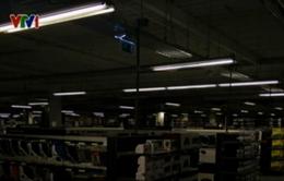 Hà Lan: Mất điện trên diện rộng, giao thông tê liệt
