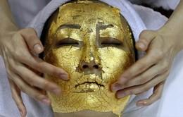 Mặt nạ vàng – phương pháp làm đẹp da tiềm ẩn nhiều nguy cơ